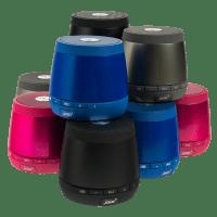 Deals on 2-Pack Jam Plus Portable Stereo Bluetooth Speakers Refurb