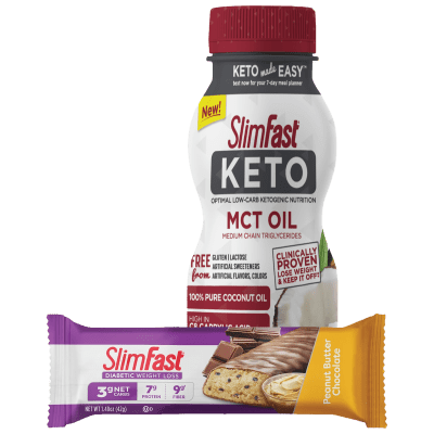 SlimFast Low-Carb Diet Bundle