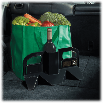 4-Pack Stayhold Medium Cargo Holders with Quick Straps