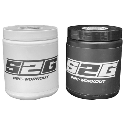 2-Pack Supps2Go S2G Preworkout Powder