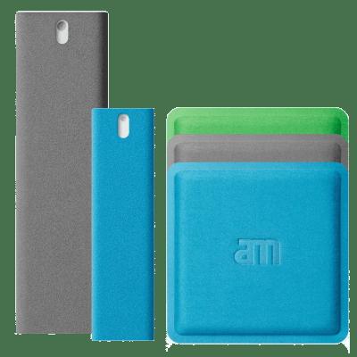 AM GetClean 5-Piece Microfiber Anti-Schmutz Screen Cleaner Bundle