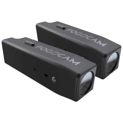 Deals on 2-Pack: PogoCam Wearable HD Camera for Glasses