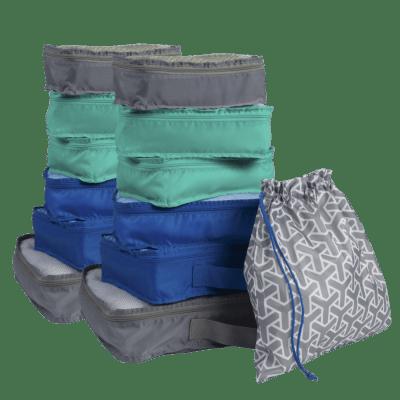 14-Piece Premium Organizational Soft Storage Set