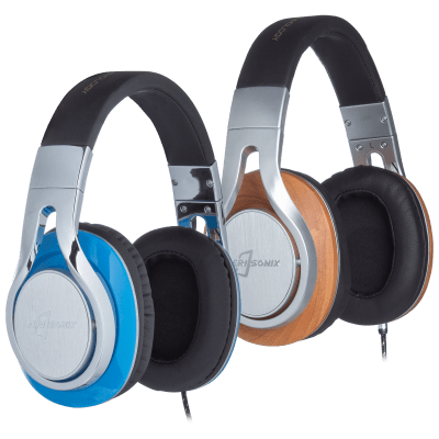 Verisonix Pro DJ Monitoring Hybrid Electrostatic Headphones