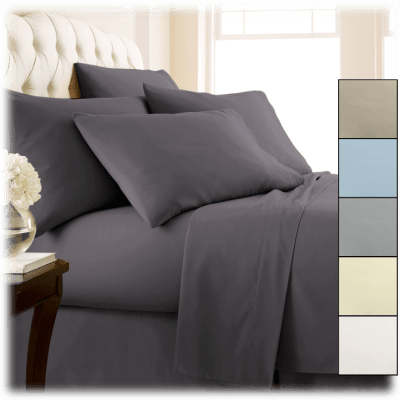 Rayon from Bamboo Luxury Extra Soft Sheet Set