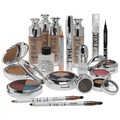 "19-Piece TIGI Cosmetics ""The Essential"" Kit"