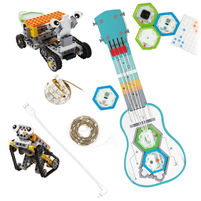 2-Pack Juku STEAM Coding Kits