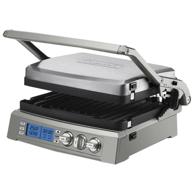 Deals on Cuisinart Elite 6-Function Digital Griddler