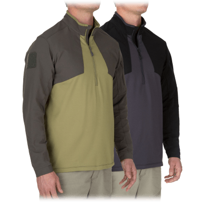 Deals on 5.11 Tactical Mens Thunderbolt Half Zip Pullover