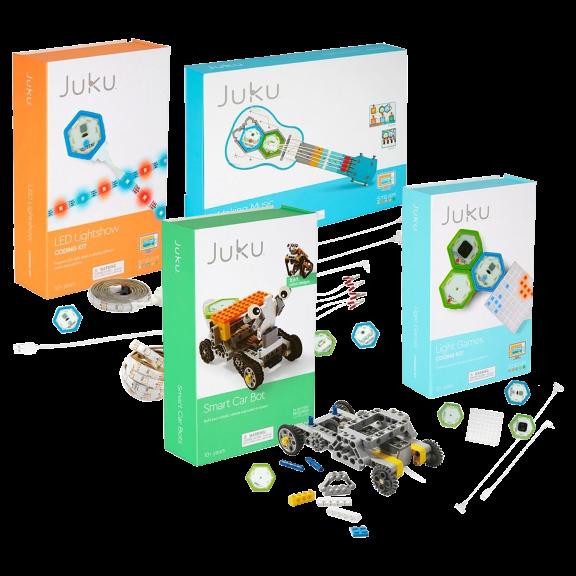 Juku STEAM Coding Kit