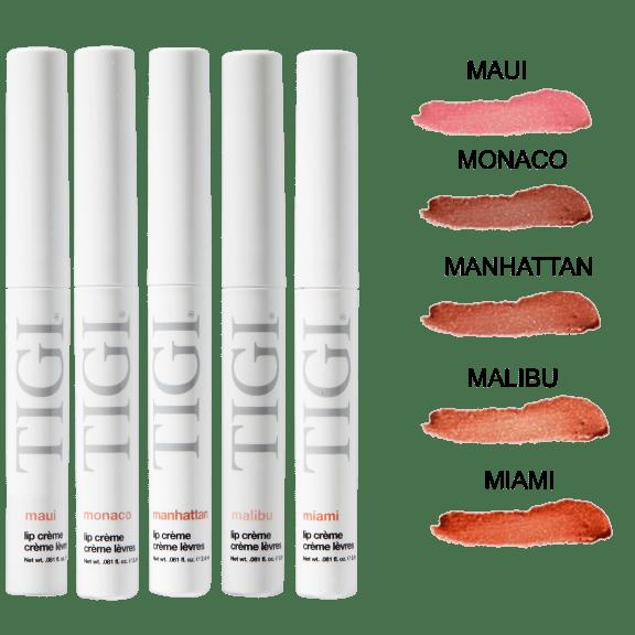 5-Pack: TIGI Lip Crème