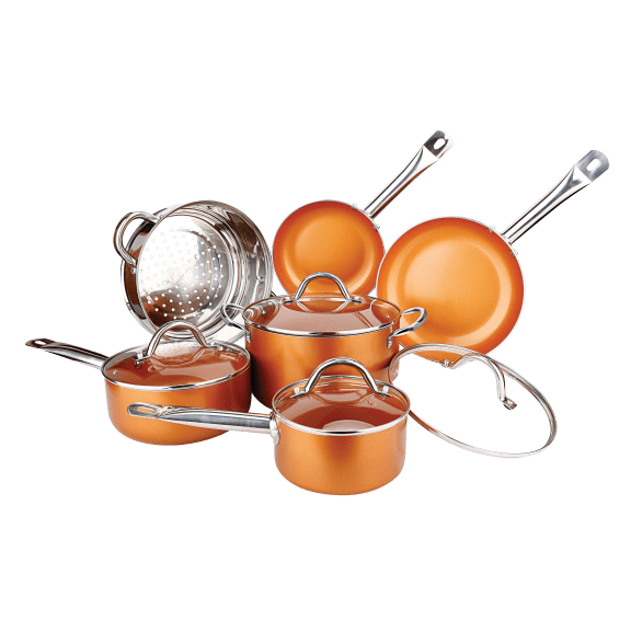 Pampa Bay Copper Serveware
