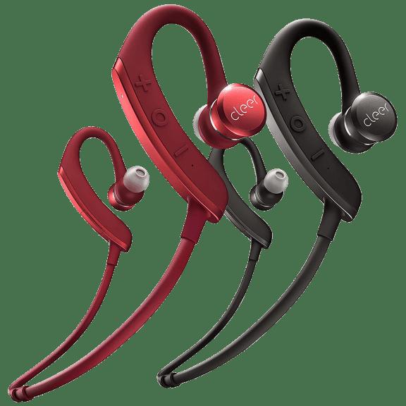 Cleer Audio Edge Pulse In-Ear Wireless Heart Rate Headphones