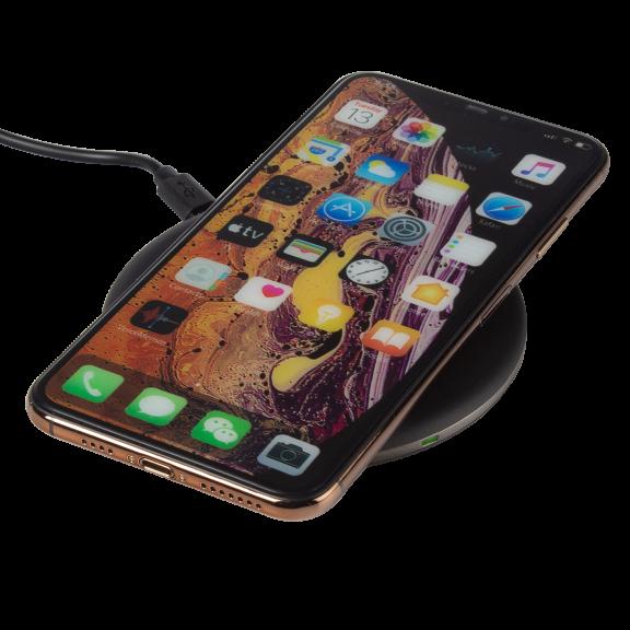 iHome Ultra Slim 10W Qi Wireless Charging Pad