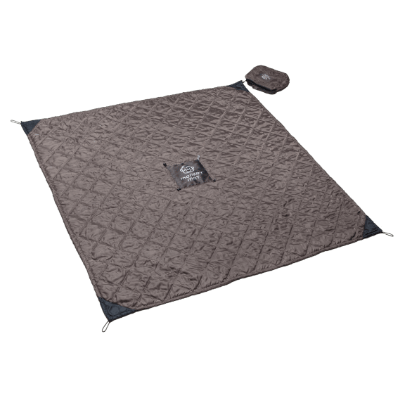 Monkey Mat Quilted Lightweight Portable Indoor/Outdoor Blanket