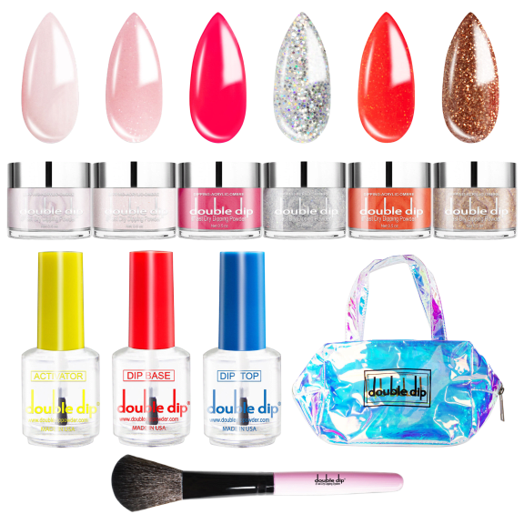 Double Dip Nail Dip Powder Starter Set