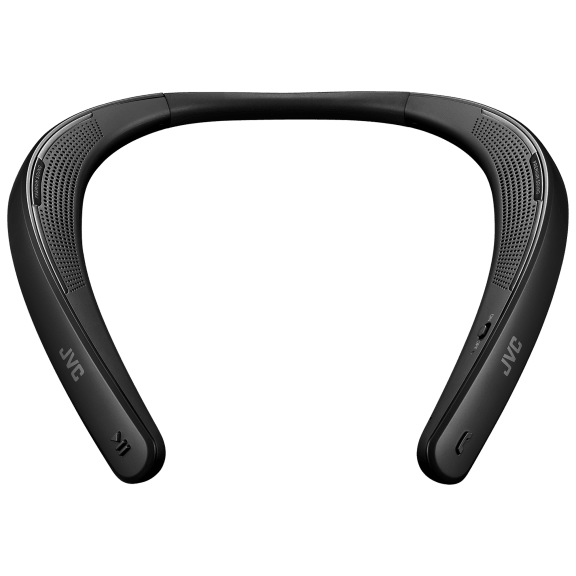 JVC Wearable Neckband Speaker with Mic (20 Hours of Playtime per Charge)