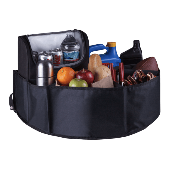 """Picnic Time """"Trunk Boss"""" - Trunk Organizer with Cooler"""