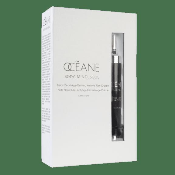 Oceane Black Pearl Age-Defying Wrinkle Filler Cream Syringe