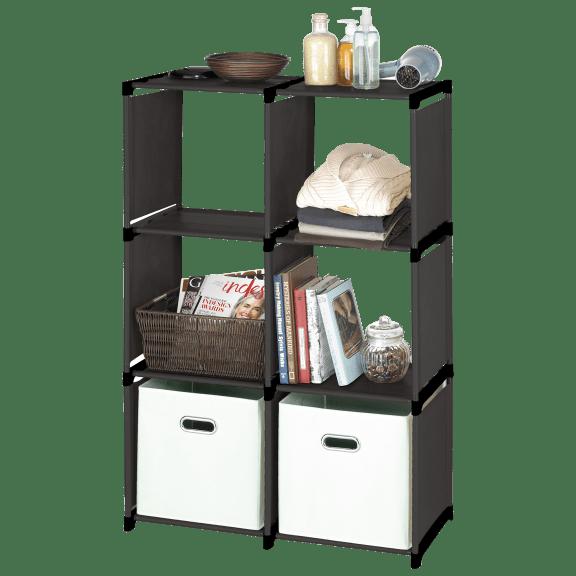 Farberware 6-Cube Organizing Shelves