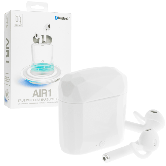 Bluestone True Wireless Charging Earbuds With Charging Pad