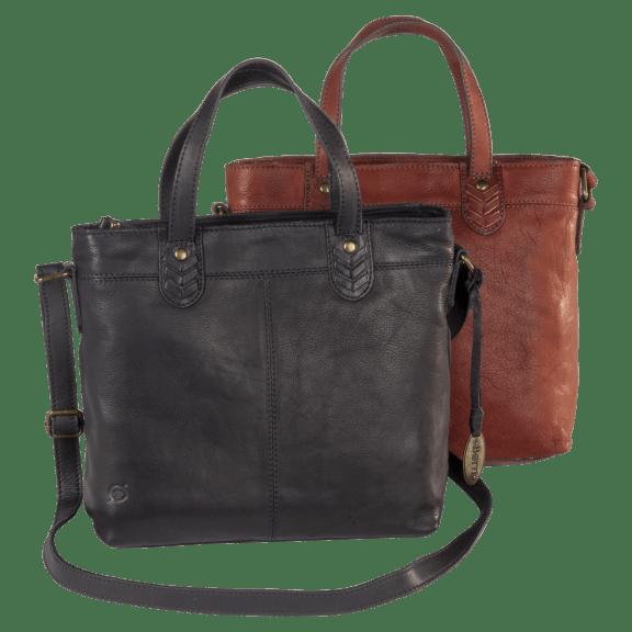 Børn Boynton Genuine Leather Crossbody Tote