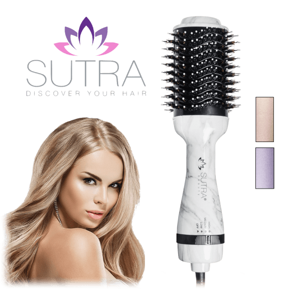 Sutra Limited Edition Professional Blowout Brush (Hair Dryer & Styler)