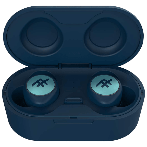 iFrogz True Wireless Stereo Earbuds with Charging Case - Blue