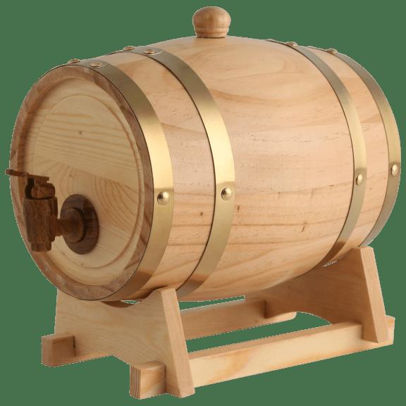 Cambridge 3-Quart Wood Wine Dispenser