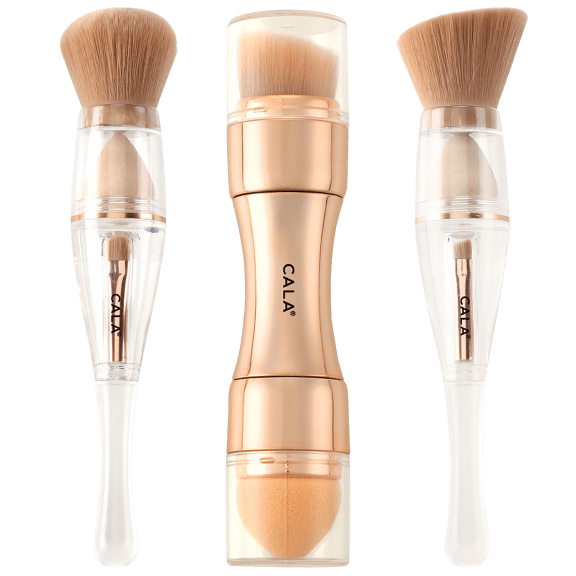Cala Multifunction Makeup Brushes (The Complete Set)