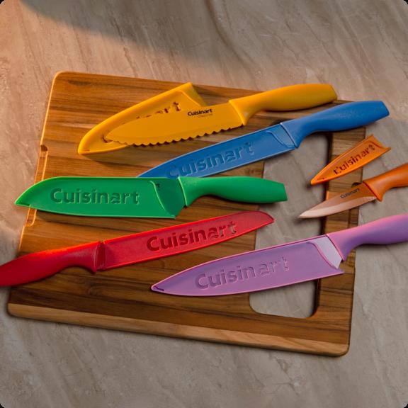 Cuisinart Advantage Color Collection 12-Piece Knife Set Dish Nation deals