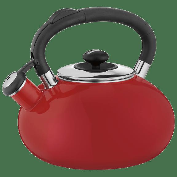 Cuisinart Classic Indulgence Enamel Red 2 Qt. Teakettle