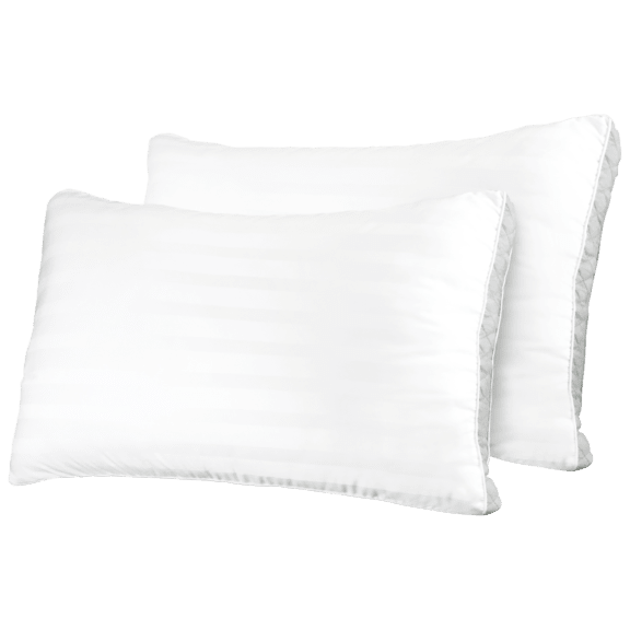 Park Hotel Collection 100/% Down Pillow 2 Pack by ienjoy Home