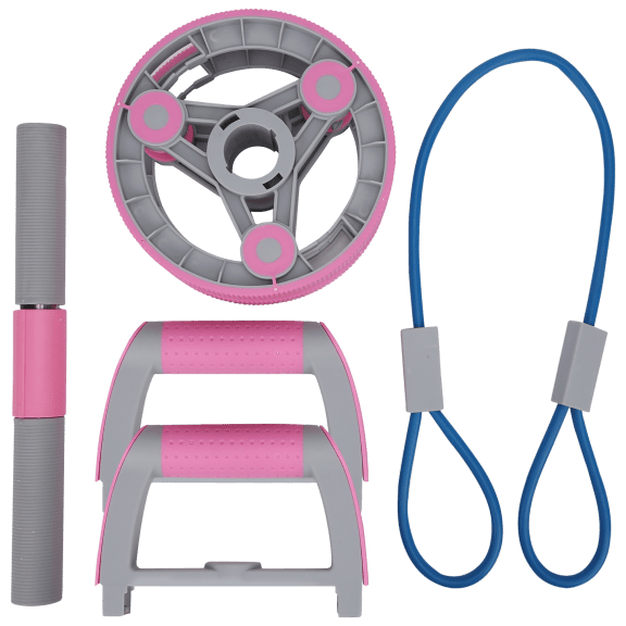 Zummy Multifunctional Fitness Wheel Set