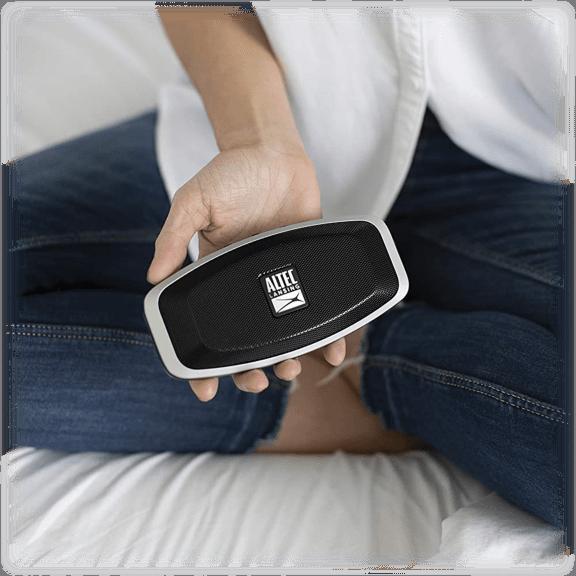 Altec Lansing Porta Bluetooth Pocket Speaker