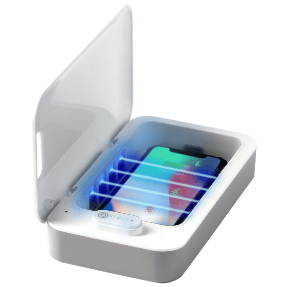 Sharper Image UV-Zone Phone and Accessory Sanitizer