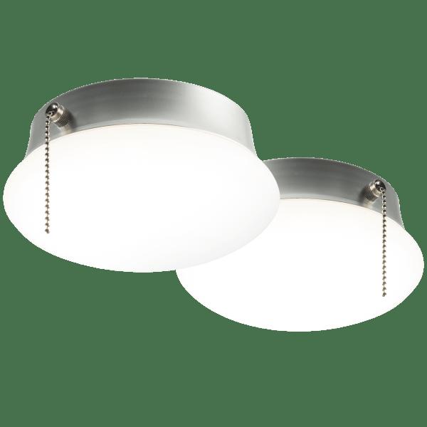 2-Pack i-Brite Spin Light 7