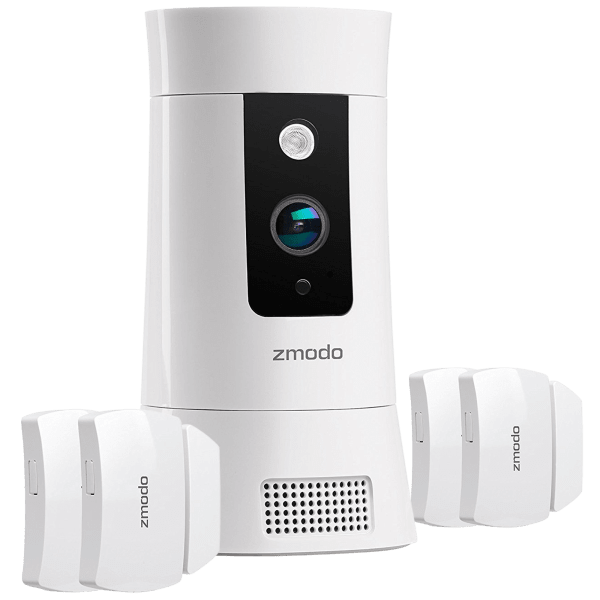 Zmodo Pivot Cloud 1080p All-in-one Security Camera System Bundle
