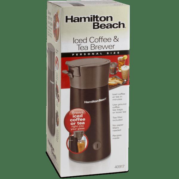 Hamilton Beach Personal Iced Coffee Amp Tea Brewer