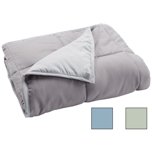 "DREAMality Premium Cooling Reversible 48"" x 72"" Weighted Blanket"