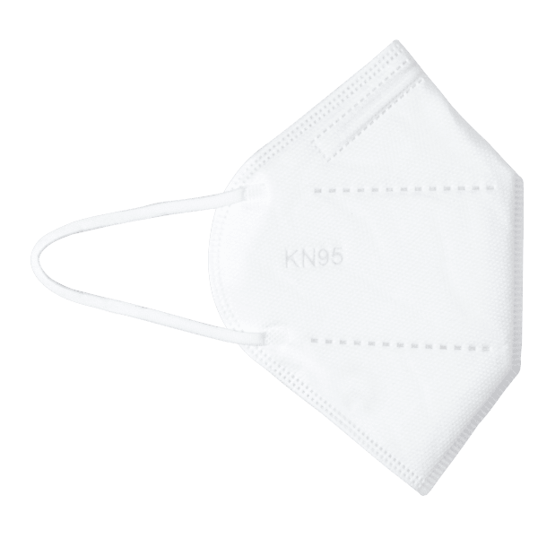 100-Pack KN95 5-Layer Non-Medical Standard Protective Mask