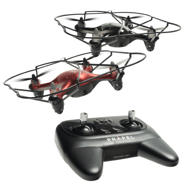Propel High Performance Compact Camera & Video Drone (Black)