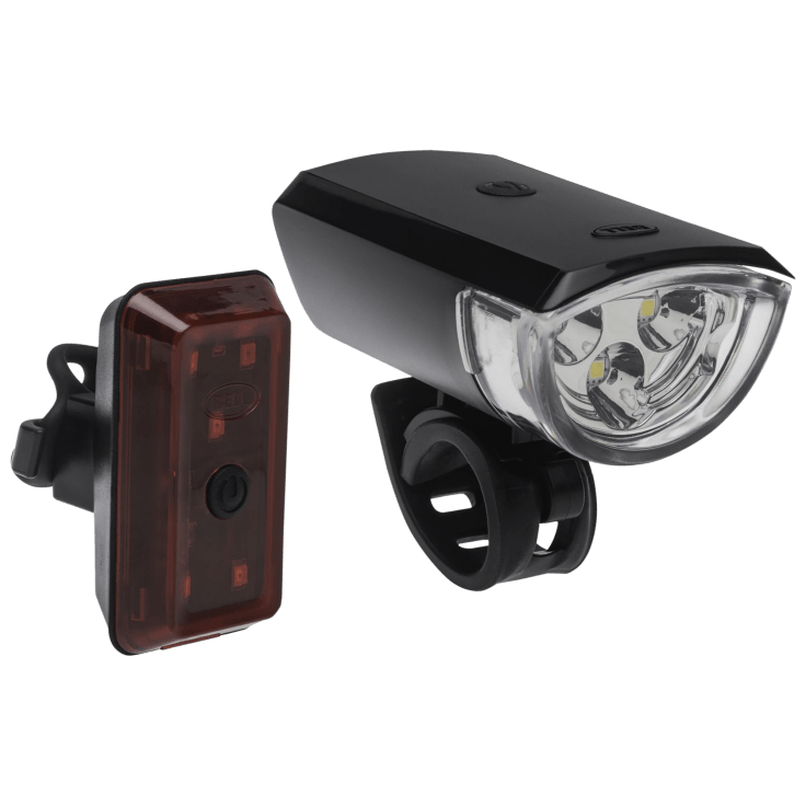 Bell Lumina 550 Hi-Lumen Front & Rear Bike Light Set