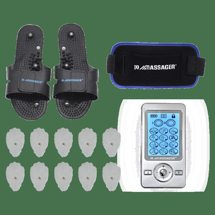 IQ Technologies PRO V Combo TENS/EMS Unit