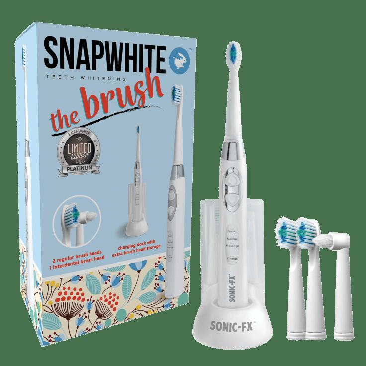 Snapwhite Sonic Teeth Whitening Toothbrush