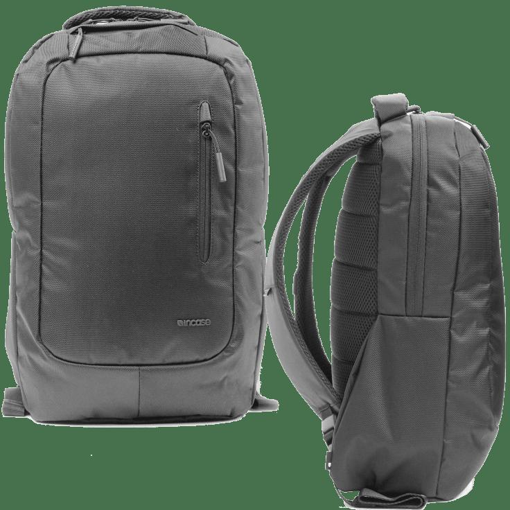 Incase Nylon Lite Faux Fur Lined Laptop Backpack