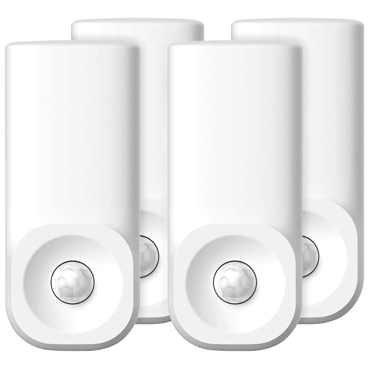 4-Pack Kangaroo Home Security Motion Sensors