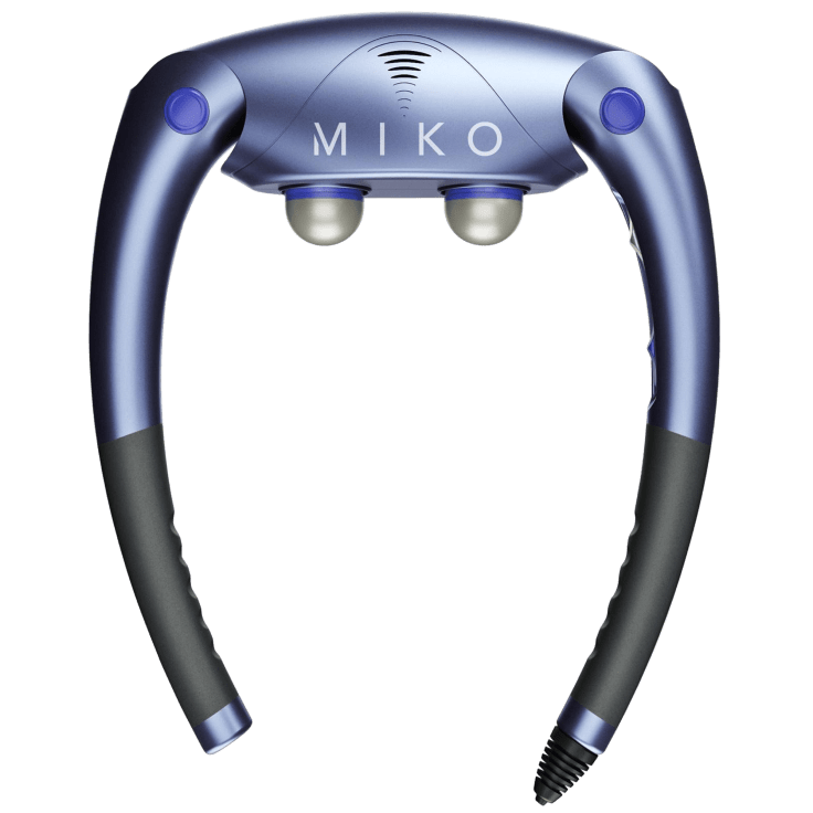 Miko Hand Held Portable Deep Tissue Massage with Heat