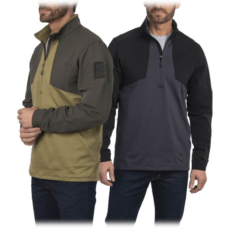 5.11 Men's Thunderbolt Half Zip Pullover
