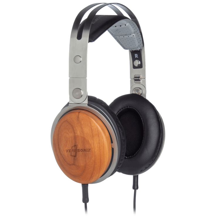 Verisonix Pro DJ Monitoring Hybrid Electrostatic Headphones